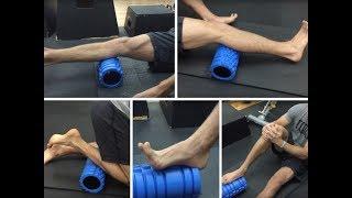 Download 5 Best Foam Roller Exercises for Calves Video
