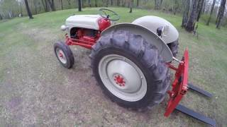 Download Home Built 3-Point Pallet Forks - Trailer Hitch Attachment Video