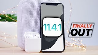 Download iOS 11.4.1 Released! Everything You Need To Know! Video