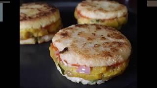 Download Try this interesting Sandwich Recipe, Definitely you will like it | Aloo Suji Sandwich Video