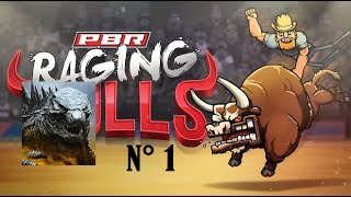 Download MONTANDO TOROS A LO LOCO. Jugando PBR Raging Bulls Video