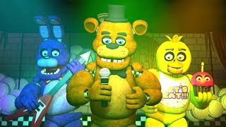 Download Five Nights at Freddy's Song (FNAF SFM) (Ocular Remix) Video