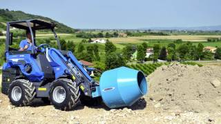 Download Cemente Mixer attachment for MultiOne mini loaders Video