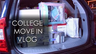 Download College Move-In Vlog / Sophomore Year / MTSU Video