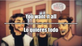 Download Dimitri Vegas & Like Mike vs Diplo - Hey Baby | Lyrics | Sub Español + Video Video
