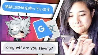 Download I Used Google Translate to Text my Japanese Boyfriend Video