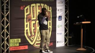 Download Makhafula Vilakazi at POETRY AFRICA 2014 Video
