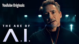 Download How Far is Too Far? | The Age of A.I. Video