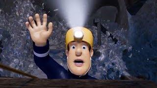 Download Fireman Sam US New Episodes | Fireman Sam is in danger! - Sam gets saved 🚒 🔥 Cartoons for Children Video