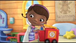 Download Engine Nine, Feelin' Fine! | Doc McStuffins | Disney Junior UK Video