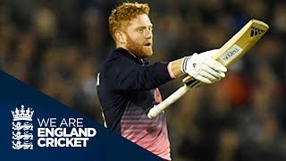 Download Jonny Bairstow Hits Maiden ODI Hundred - Highlights: England v West Indies 1st ODI 2017 Video