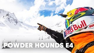 Download Pushing the Limits of What's Possible on a Snowbike  | Powder Hounds E4 Video