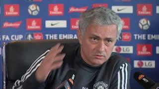 Download Jose Mourinho's ″I am alive!″ rant | FULL VIDEO! 😲 Video