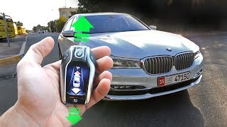 Download سيّارة تقود نفسها؟ بعض المميزات التي لم تكن تعرفها BMW 750 Video