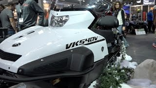 Download Yamaha reintroduces the VK540 to the North American market! Video
