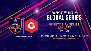 Download Gfinity FIFA Series January LQE - Day 2 Video