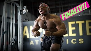 Download I Finally Hit 405lbs On Bench | Powerbuilding Workout | Bodybuilding Posing Video