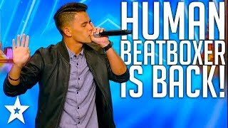 Download HUMAN BEATBOXER From The Philipines Does 6 Sounds At Once On Asia's Got Talent 2017 Video