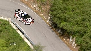 Download 2017 Rally di Roma Capitale - OBC Kajetanowicz on SS12 with data Video