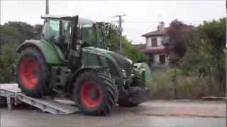 Download L'arrivée du Fendt 718 Video