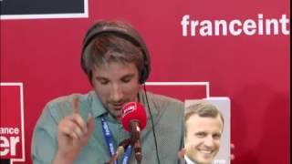 Download Macron et sa plume - Le Moment Meurice Video