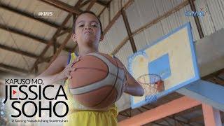 Download Kapuso Mo, Jessica Soho: Kilalanin ang munting Stephen Curry ng Bulacan Video