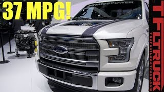 Download Really! A Super and Turbocharged Boxer Truck Diesel/Gas Engine with No Spark Plugs Video