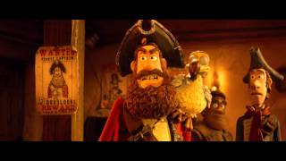 Download The Pirates! Band of Misfits - Trailer Video