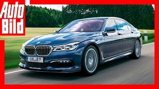 Download Neuvorstellung: BMW Alpina B7 / 2016 / Alpina macht´s möglich! / Test / Review Video