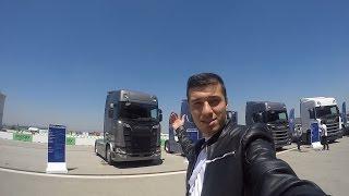 Download Yeni Nesil Scania Türkiye Lansmanı / Scania S730 Tanıtımı / İstanbulPark #nextgenscania #scania Video