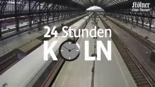 Download Was in 24 Stunden am Kölner Hauptbahnhof passiert (Zeitraffer) Video