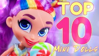 Download Top 10: Best Mini Dolls RANKED - Hairdorables | American Girl Mini's | LOL Surprise & more Video