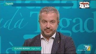 Download Interventi di Claudio Borghi a ″Tagadà″ su La7 - 19/05/2017 Video