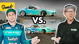 Download Corvette vs. Nissan S14! | Frenemies EP1 Video
