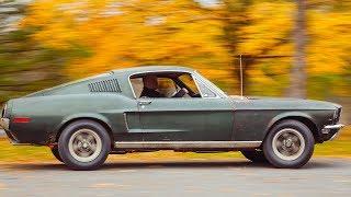 Download Steve McQueen's Original 1968 Ford Mustang Bullitt Driving Video Ford Mustang Bullitt Interior Video
