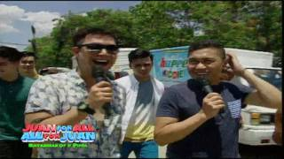 Download Juan For All, All For Juan Sugod Bahay | March 25, 2017 Video