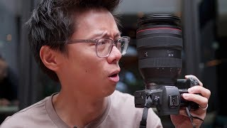 Download Canon EOS R Full Frame Mirrorless! Hands-on First Look Video