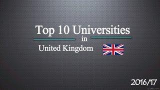 Download Top 10 Universities in UK 2017 Video