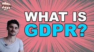 Download GDPR 2018 - Summary of new EU regulation Video
