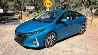 Download 2017 Toyota Prius Prime – Redline: Review Video