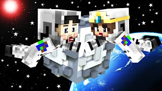 Download Minecraft - WHO'S YOUR MOMMY? - BABY HoneyMOON in OUTER SPACE! Video