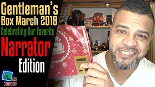 Download Gentleman's Box March 2018 👔 : LGTV Review Video