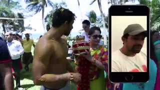 Download Rannvijay's Sangeet Ceremony - Mombasa Day 2 | Episode 14 | Hitched Video