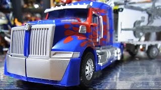 Download よみがえるTRANSFORMERS バトルコマンドオプテイマスプライム Optimus Prime Video