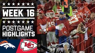 Download Broncos vs. Chiefs | NFL Week 16 Christmas Game Highlights Video