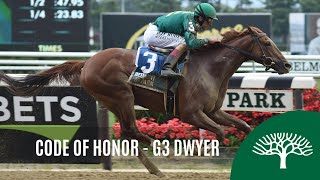 Download Code of Honor - 2019 - The Dwyer Stakes Video