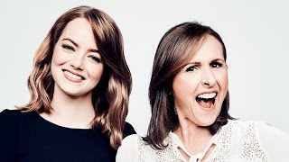 Download Emma Stone & Molly Shannon - Actors on Actors - Full Conversation Video