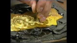 Download Metal Chasing/Repousse Art- Avedis The Master At Work. Video