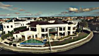 Download Palatial residence for sale in Sovereign Island, Gold Coast, Australia Video