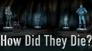 Download How The Young Justice Team Members Died (Young Justice) Video